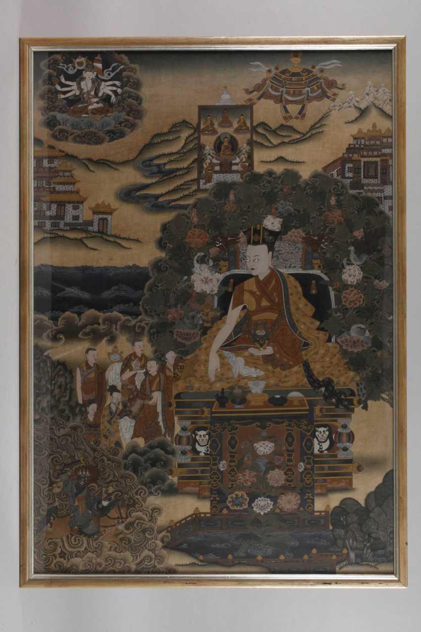 Thangka Wangchuk Dorje - photo 3