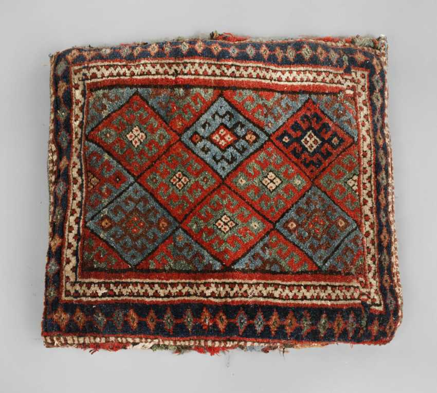 Kurdish Carpet Cushion - photo 1