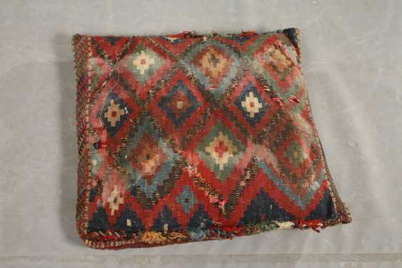 Kurdish Carpet Cushion - photo 2