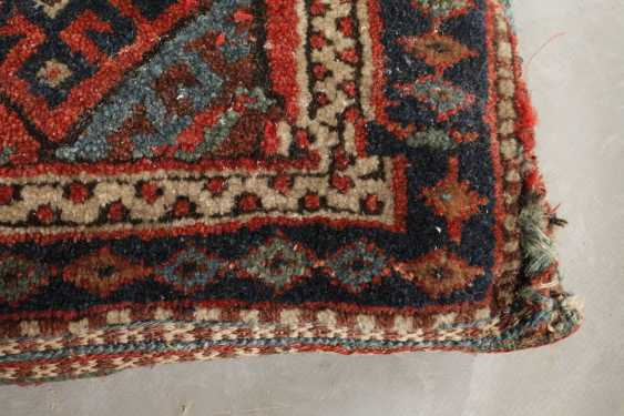 Kurdish Carpet Cushion - photo 3
