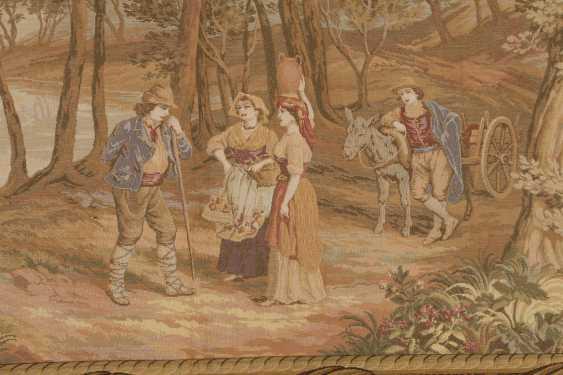 Tapestry of Mediterranean Idyll - photo 2