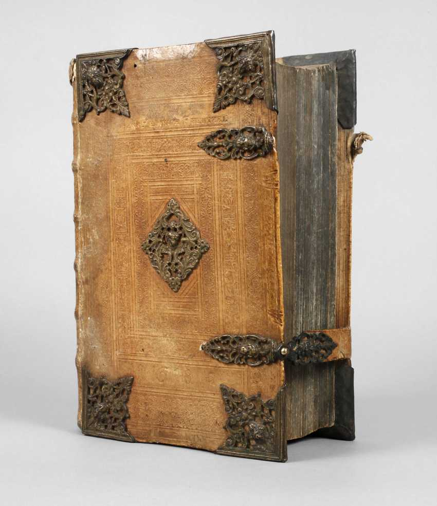 Dietrich's Sermon Book 1667 - photo 1