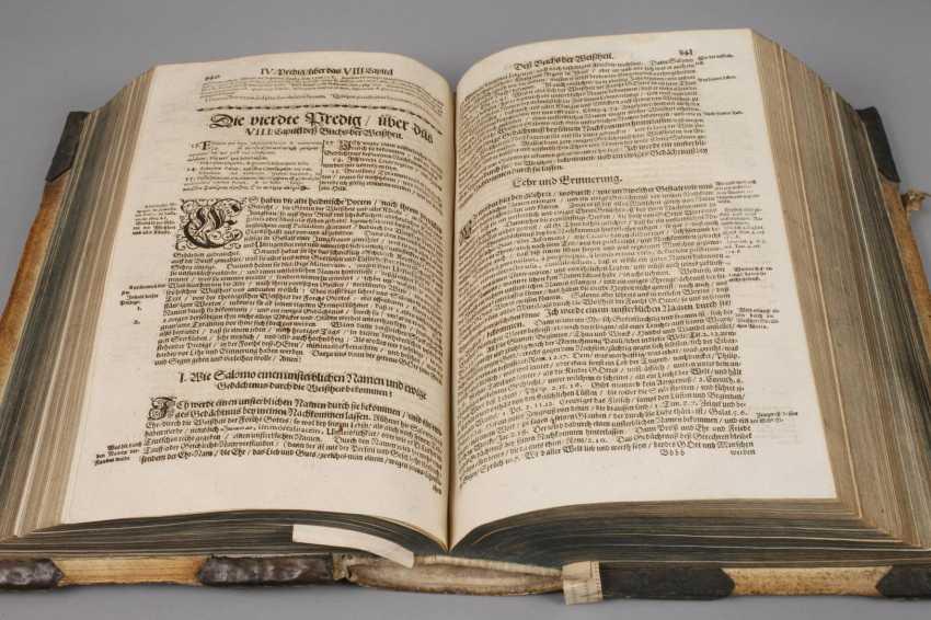 Dietrich's Sermon Book 1667 - photo 3