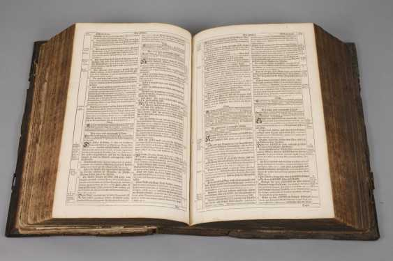 The Weimar Elector Bible 1720 - photo 5