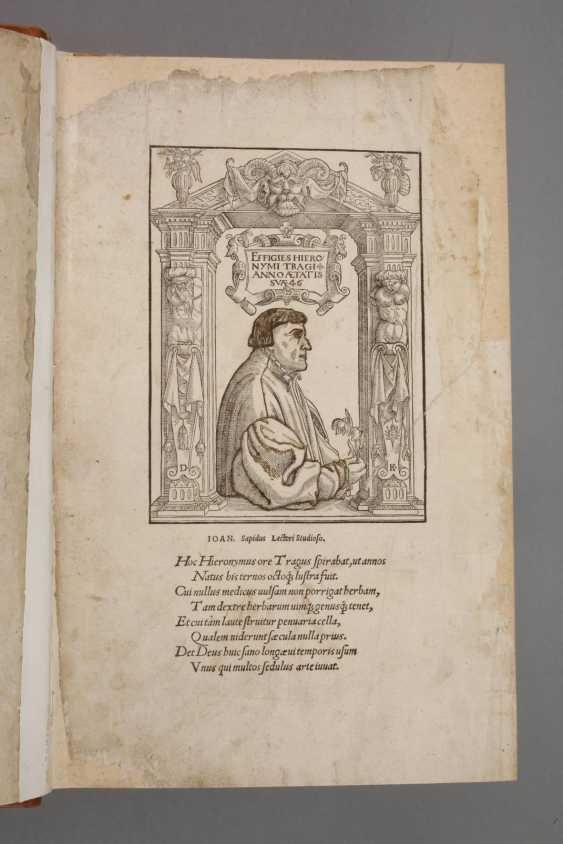Bock's Herbal Book 1556 - photo 2