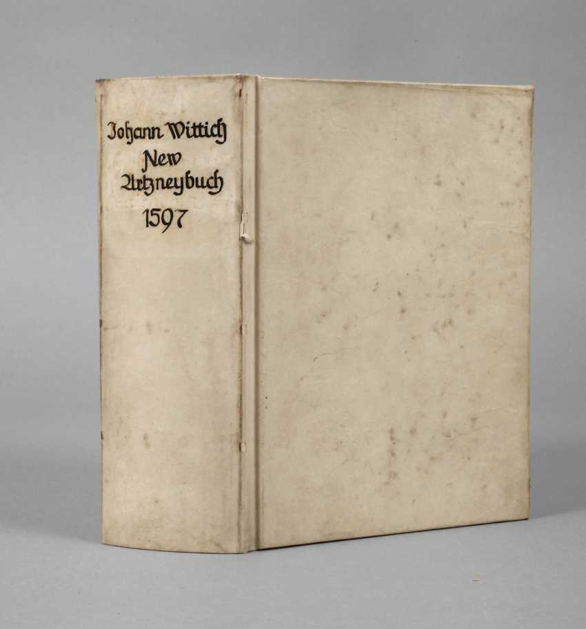 Wittichs Pharmacopoeia 1597 - photo 1