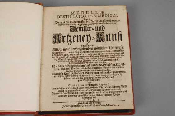 Khunraths Distillation Book 1703 - photo 3