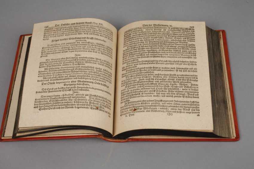 Khunraths Distillation Book 1703 - photo 4