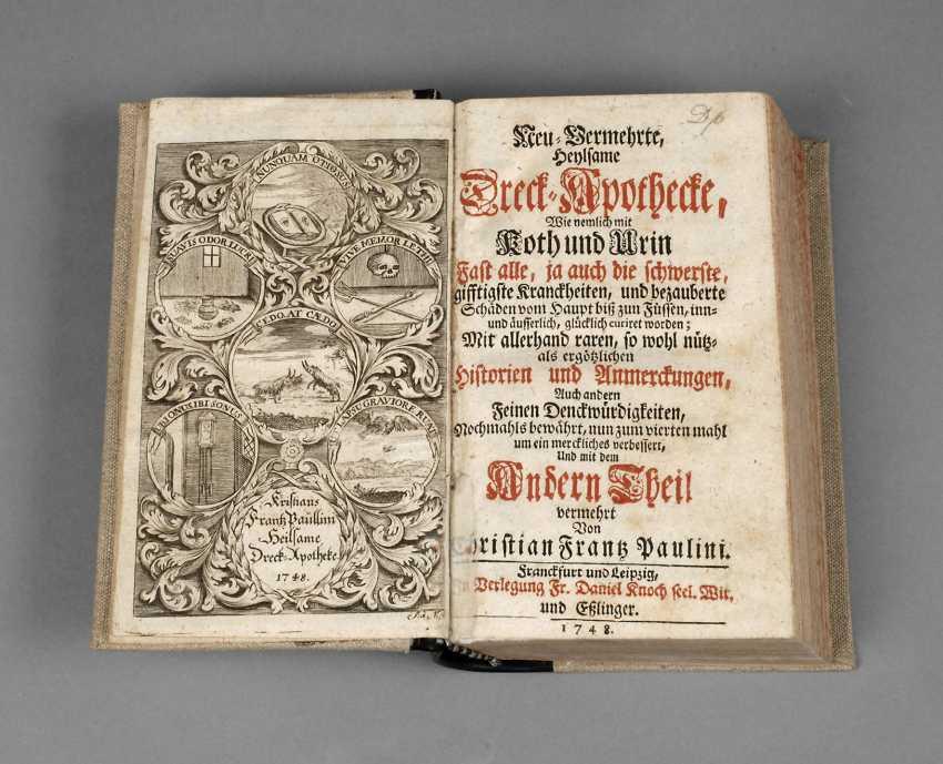 Paullinis Dreck-Apotheke 1748 - photo 1