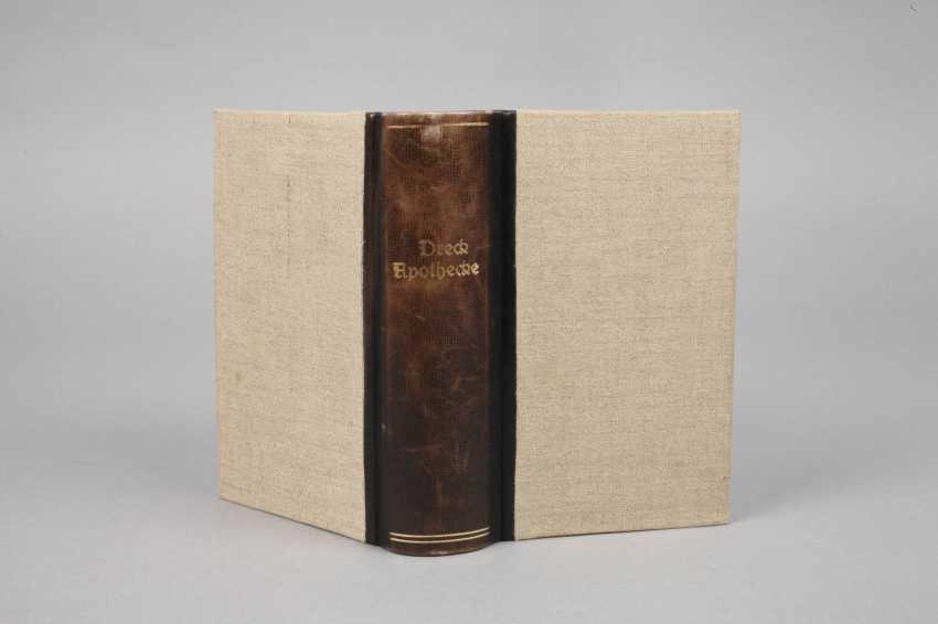 Paullinis Dreck-Apotheke 1748 - photo 2