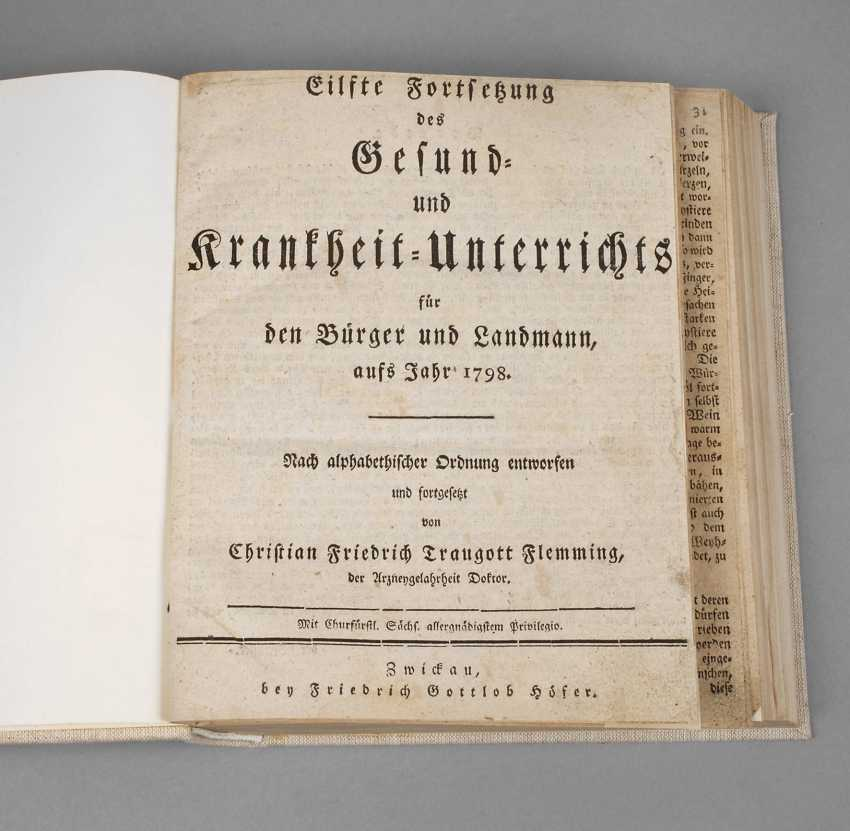 Flemmings Pharmacopoeia 1798 - photo 1