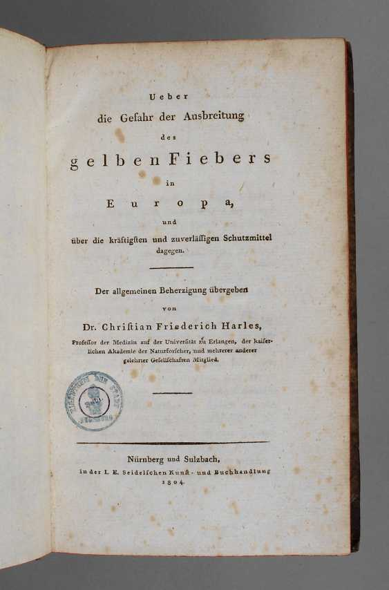 Charles Medical Writing In 1804 - photo 1