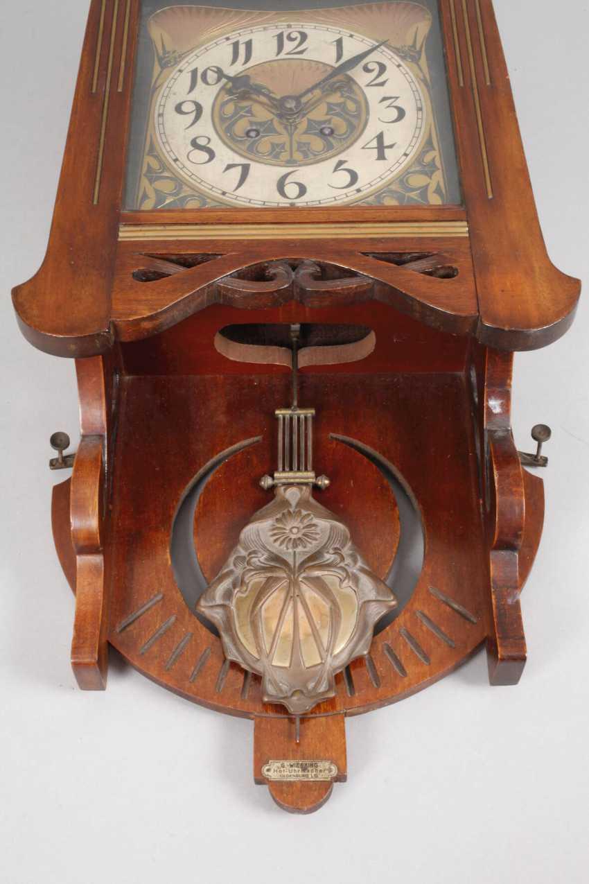 Cantilever Chair Art Nouveau - photo 4
