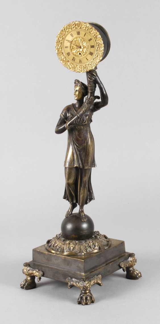 Classical Figurenuhr Bronze - photo 1