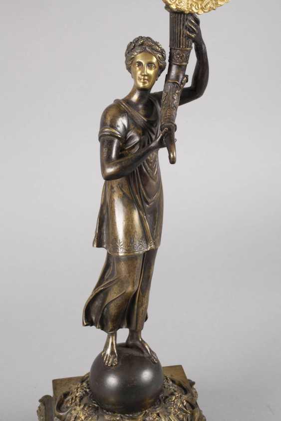 Classical Figurenuhr Bronze - photo 3