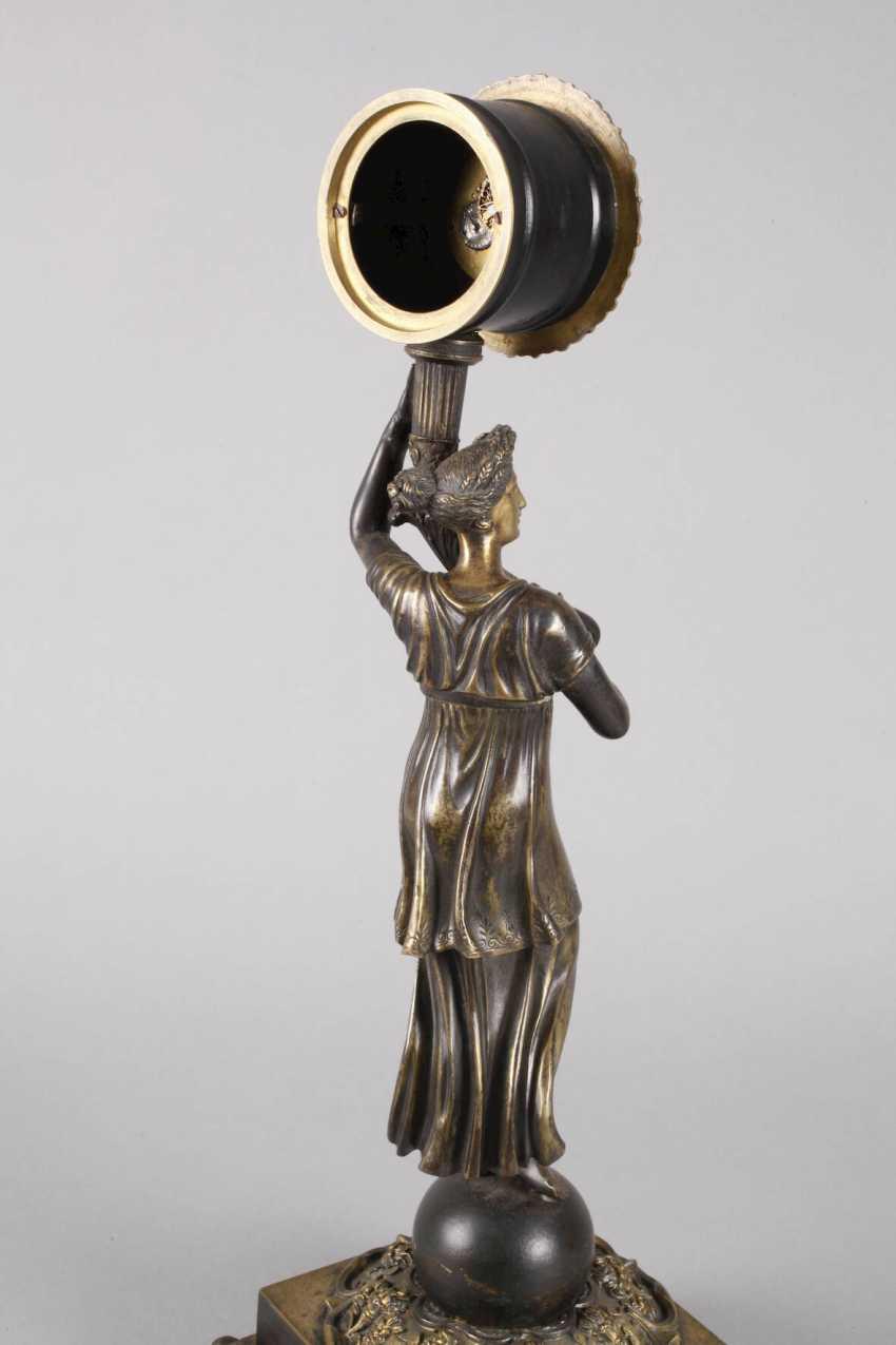 Classical Figurenuhr Bronze - photo 5