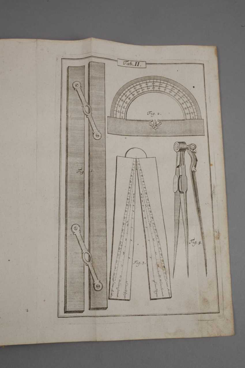Penthers course to the surveying 1768 - photo 6