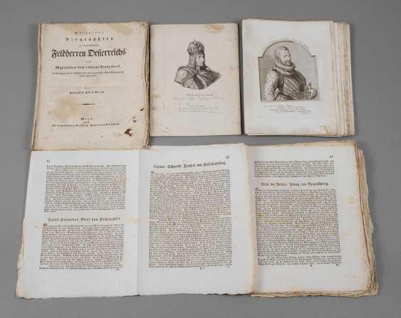 Reilly's Biography, Generals Of Austria - photo 1