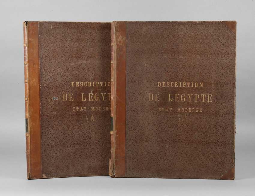 Panckouckes Description Of Egypt, 1822/23 - photo 1