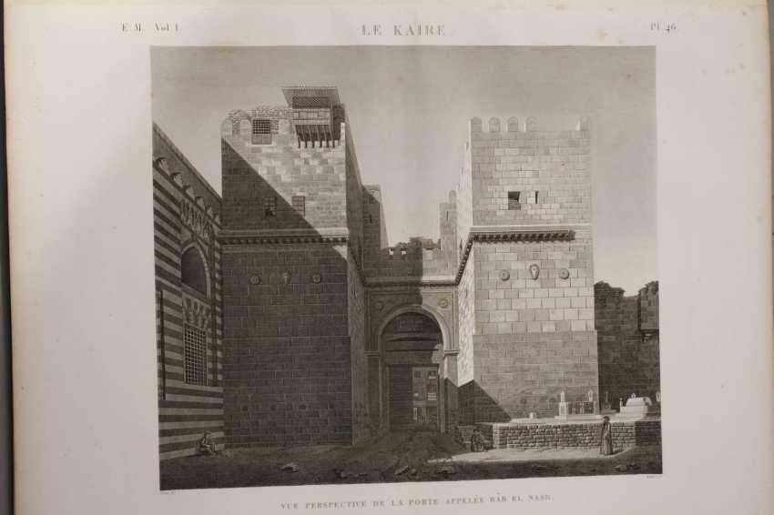Panckouckes Description Of Egypt, 1822/23 - photo 4
