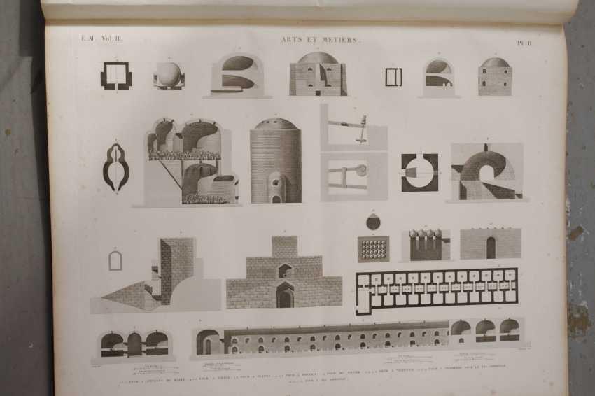 Panckouckes Description Of Egypt, 1822/23 - photo 5