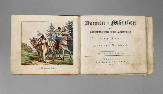 Reinhold's Book Of Fairy Tales, 1827 - photo 1