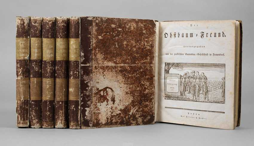 Journal for the fruit cultivation 1828-1833 - photo 1