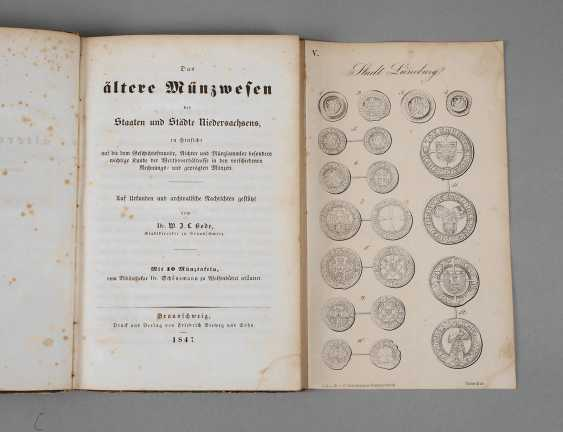 Bode's Coinage Of Lower Saxony In 1847 - photo 1