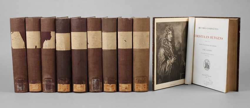 French Complete Edition Of Christiaan Huygens - photo 1