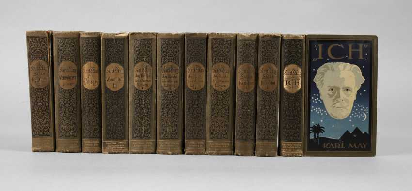 Karl may's collected works - photo 1
