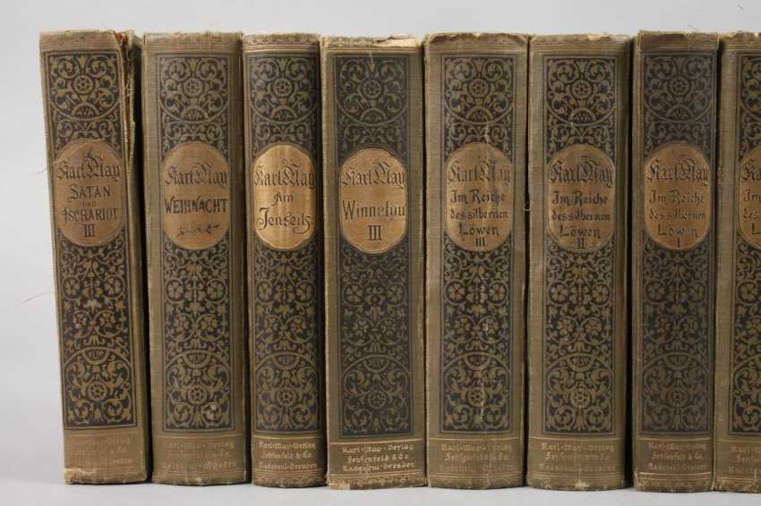 Karl may's collected works - photo 3