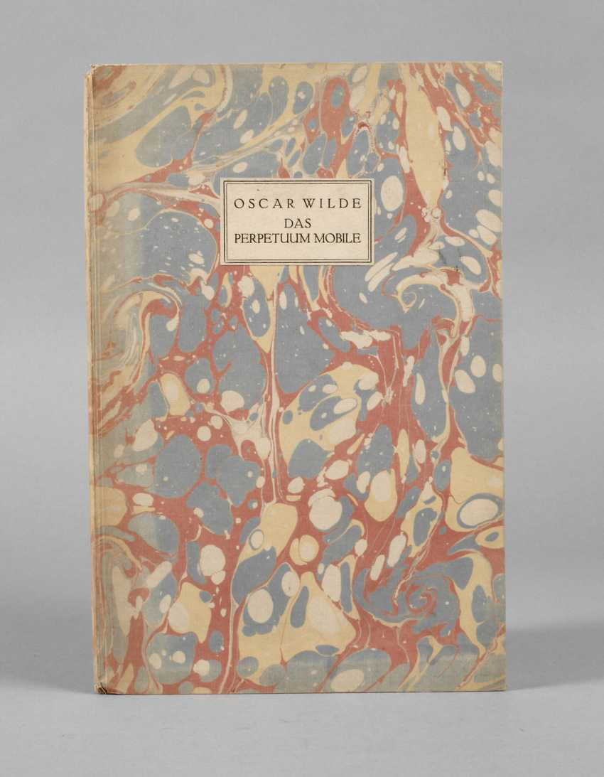 Special Edition Oscar Wilde - photo 1