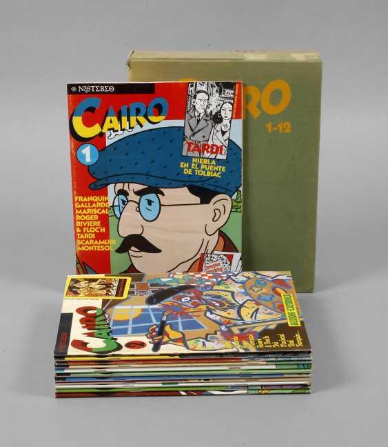 Comic Cairo - photo 1
