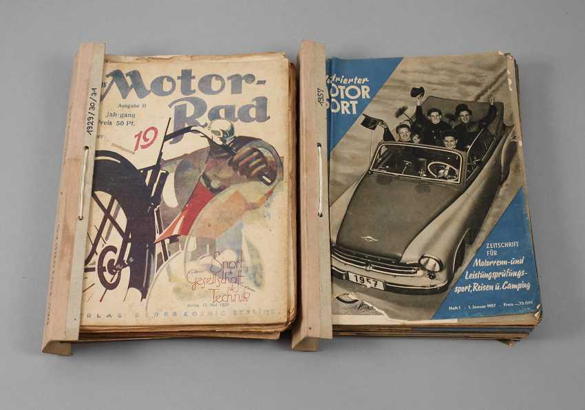 Vintage Magazines Motorsport - photo 1