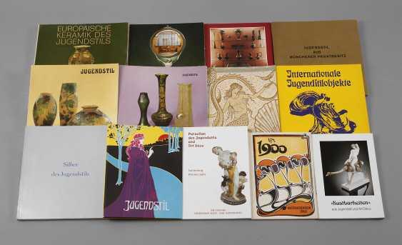 Collection Of Exhibition Catalogues, Art Nouveau - photo 1
