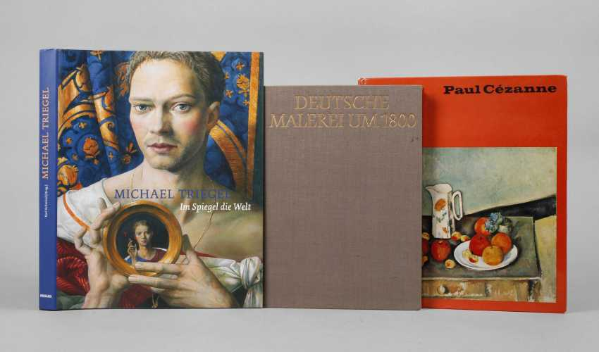 Collection Of Specialized Books Painting - photo 1