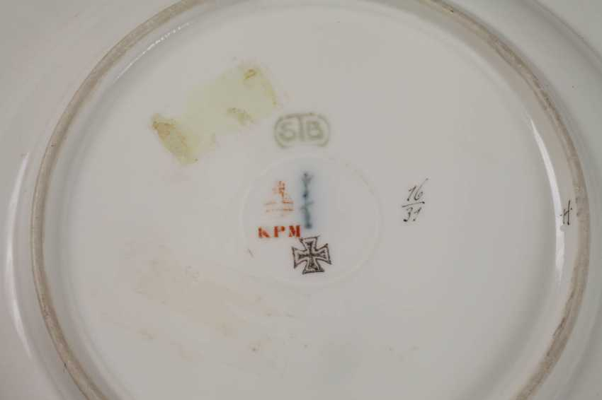 "KPM Berlin soup plate from the ""Ceres""Service - photo 3"