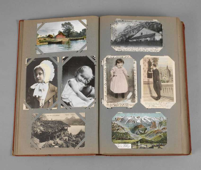 Ansichtskartenalbum - photo 1
