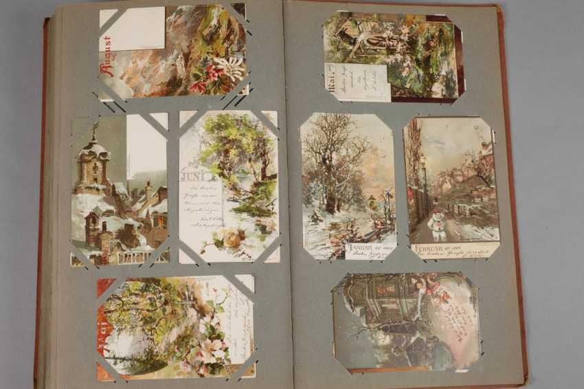 Ansichtskartenalbum - photo 6