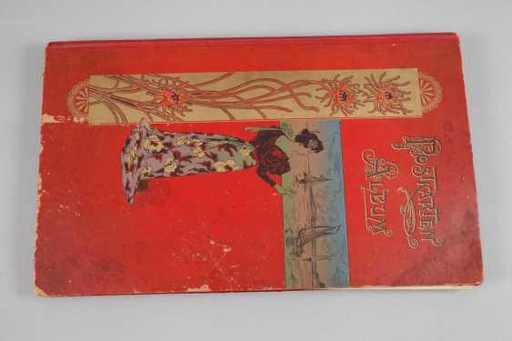 Art Nouveau Post Card Album - photo 6