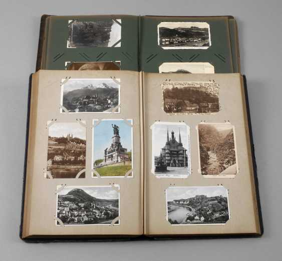 Two Postcard Albums Germany - photo 1