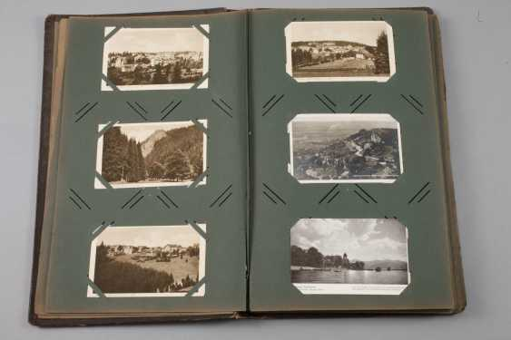 Two Postcard Albums Germany - photo 2