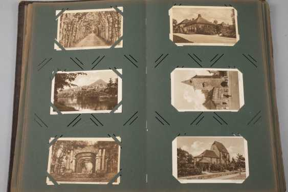 Two Postcard Albums Germany - photo 3