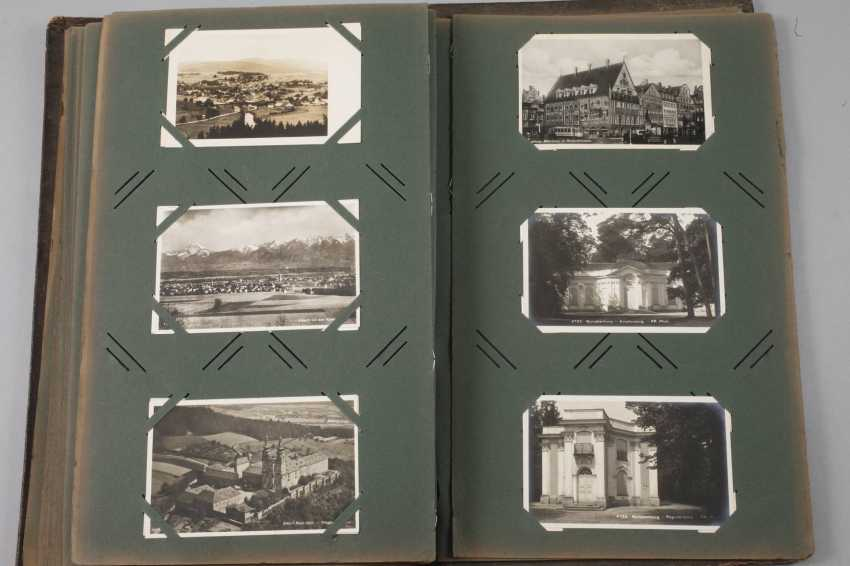 Two Postcard Albums Germany - photo 4
