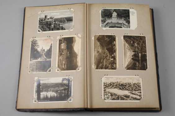 Two Postcard Albums Germany - photo 5