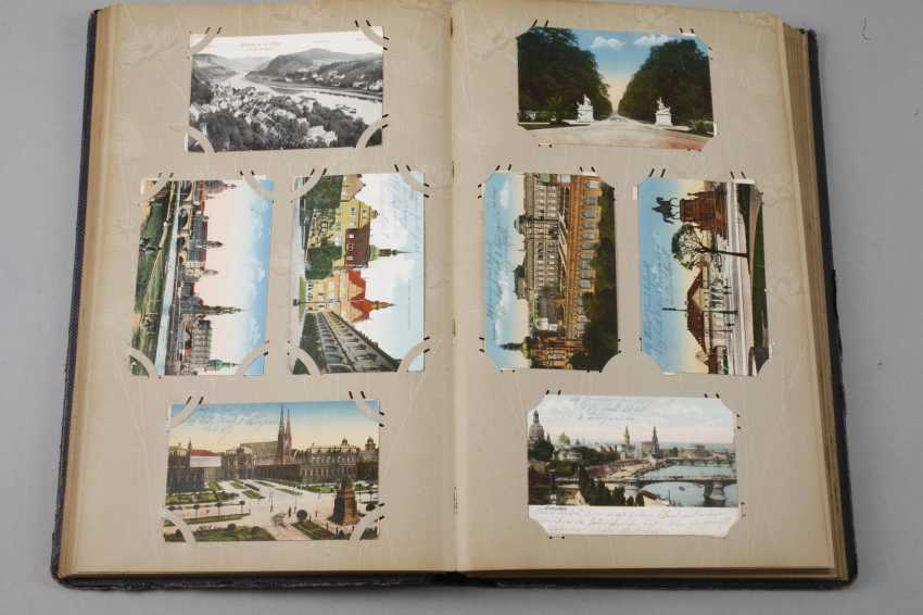 Two Postcard Albums Germany - photo 6