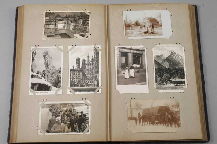 Two Postcard Albums Germany - photo 7