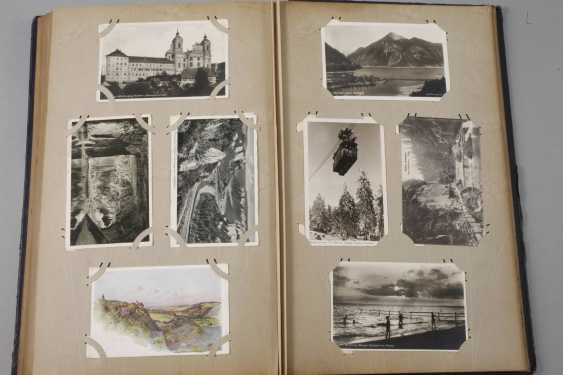 Two Postcard Albums Germany - photo 8