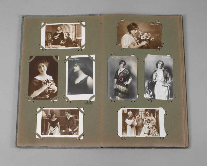 Ansichtskartenalbum Henny Porten - photo 1