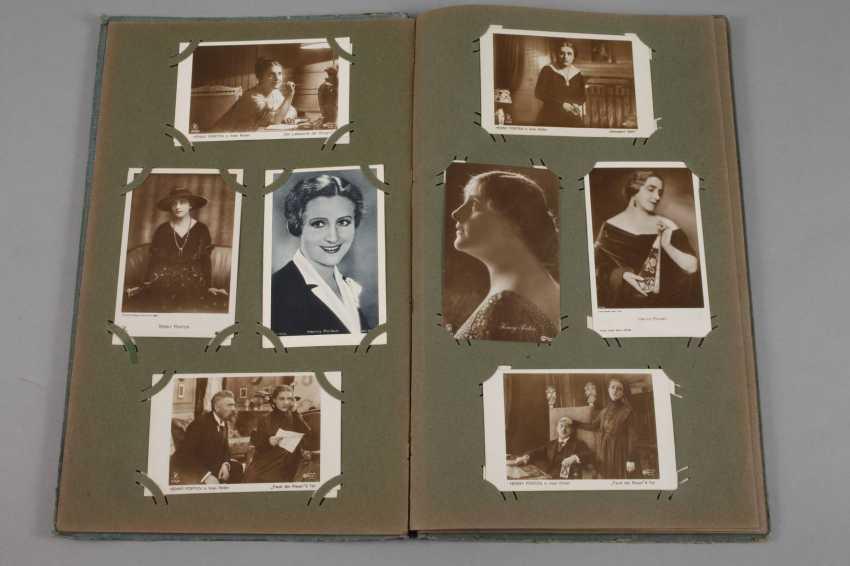 Ansichtskartenalbum Henny Porten - photo 2